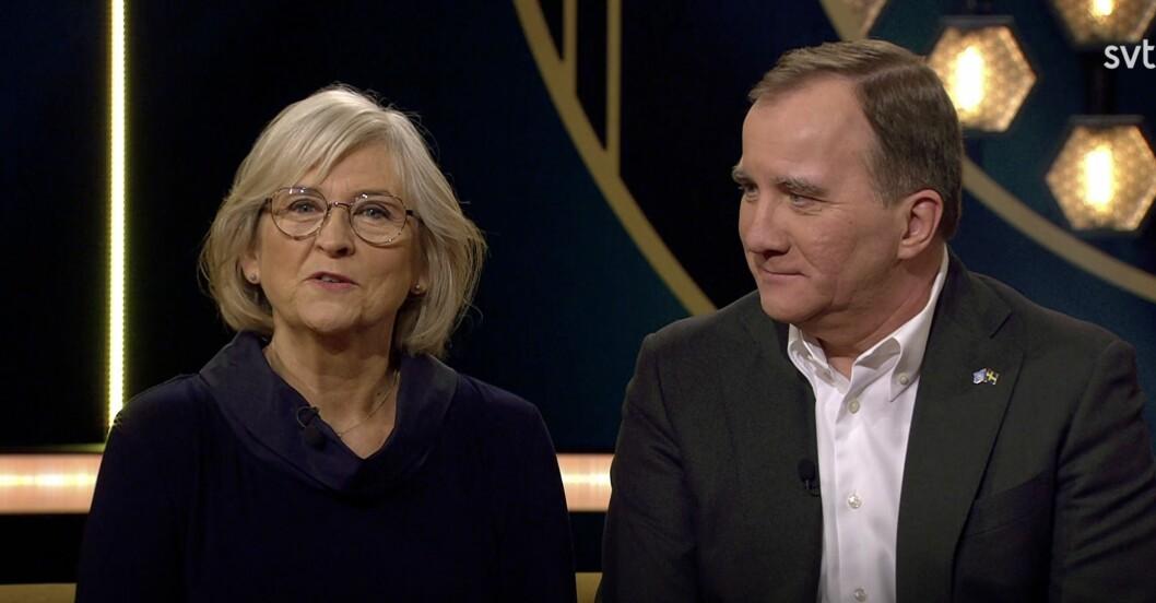 Ulla Löfven är gift med statsministern Stefan Löfven