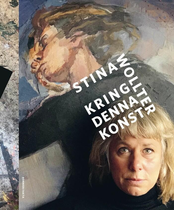 "Stina Wollters nya bok ""Kring denna konst"""