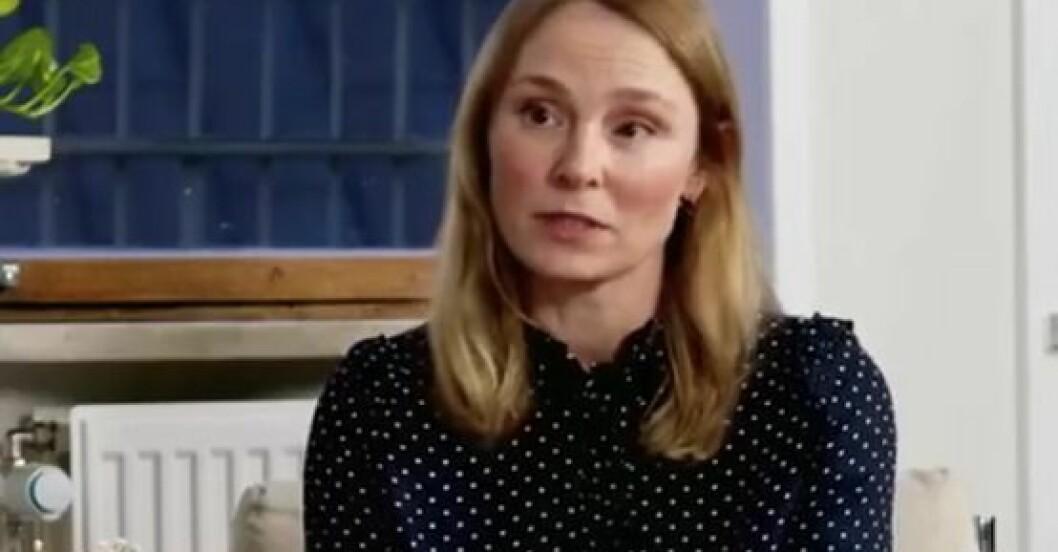 Lina Pleijel är psykolog i dag.