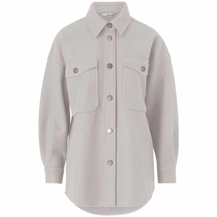 grå skjortjacka