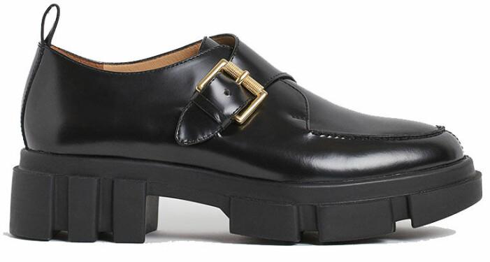 skor i läder hm