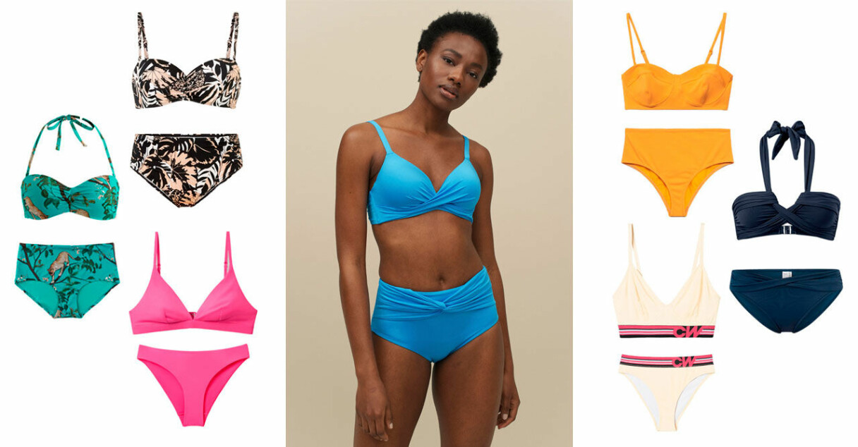Fina bikinis sommaren 2021