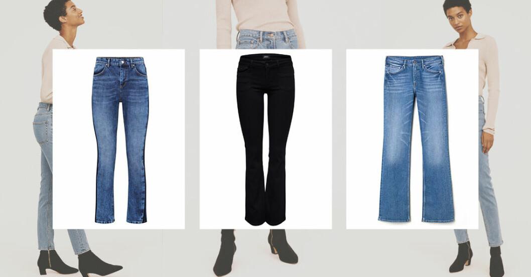 Jeans modeller 2018