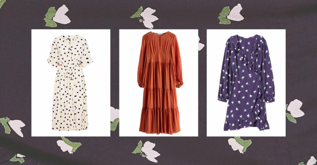 höstens finaste klänningar 2018