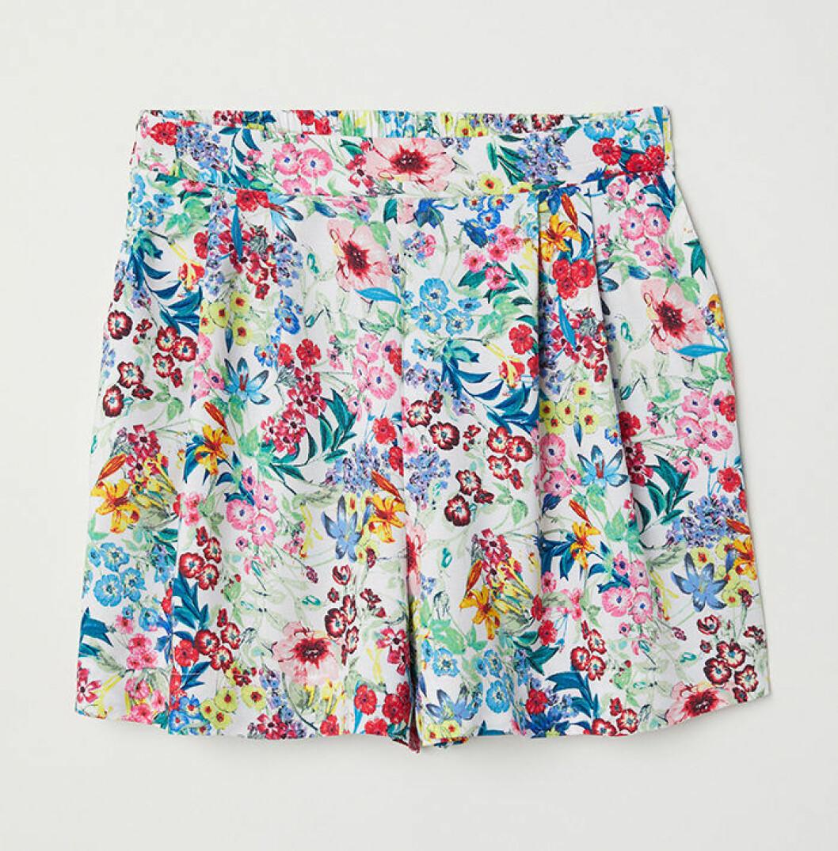 Snygga shorts 2018 H&M