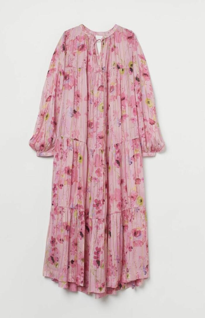 maxiklänning från H&M