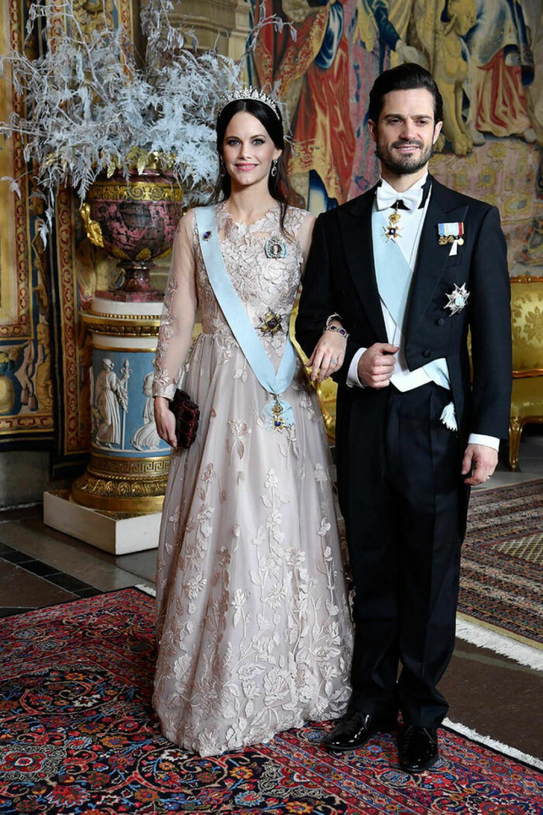 Prinsessan Sofia Nobel middag