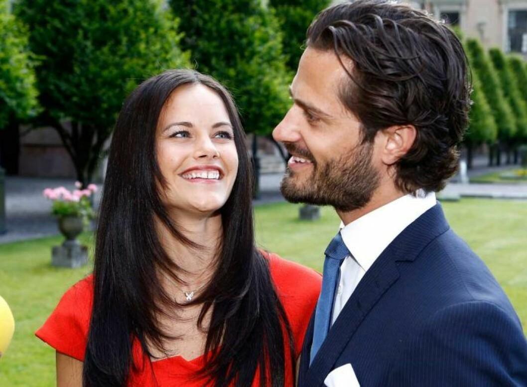 Carl Philip och Sofia