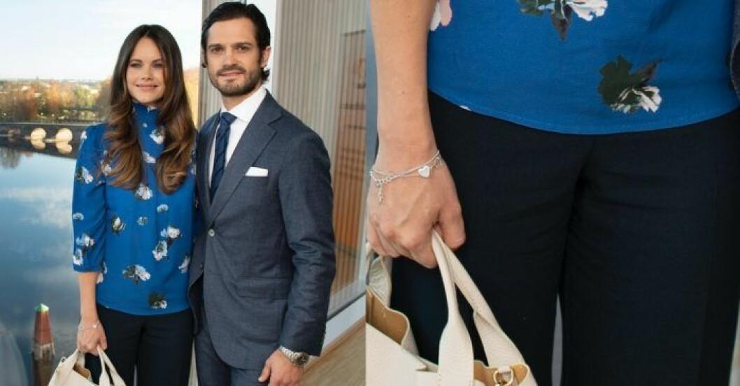 Sofias armband prins Alexander