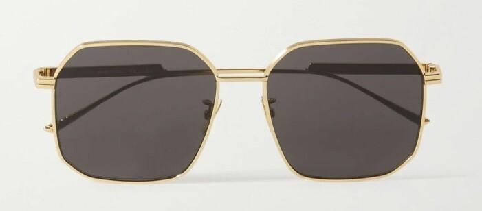 solglasögon från Bottega Veneta