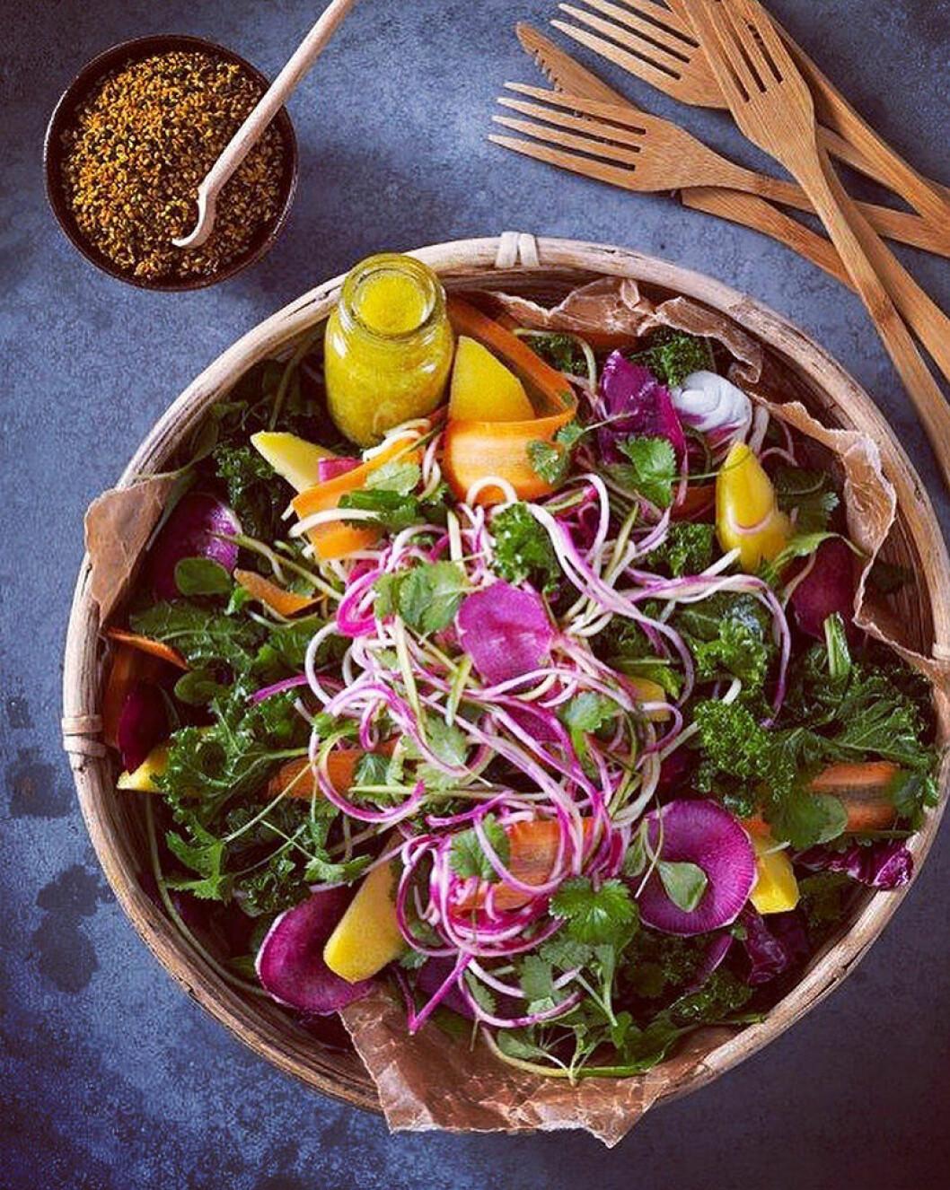 vegetarisk matlagning mallorca