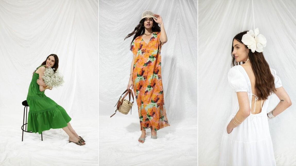 Femina listar sommarens trendiga klänningar