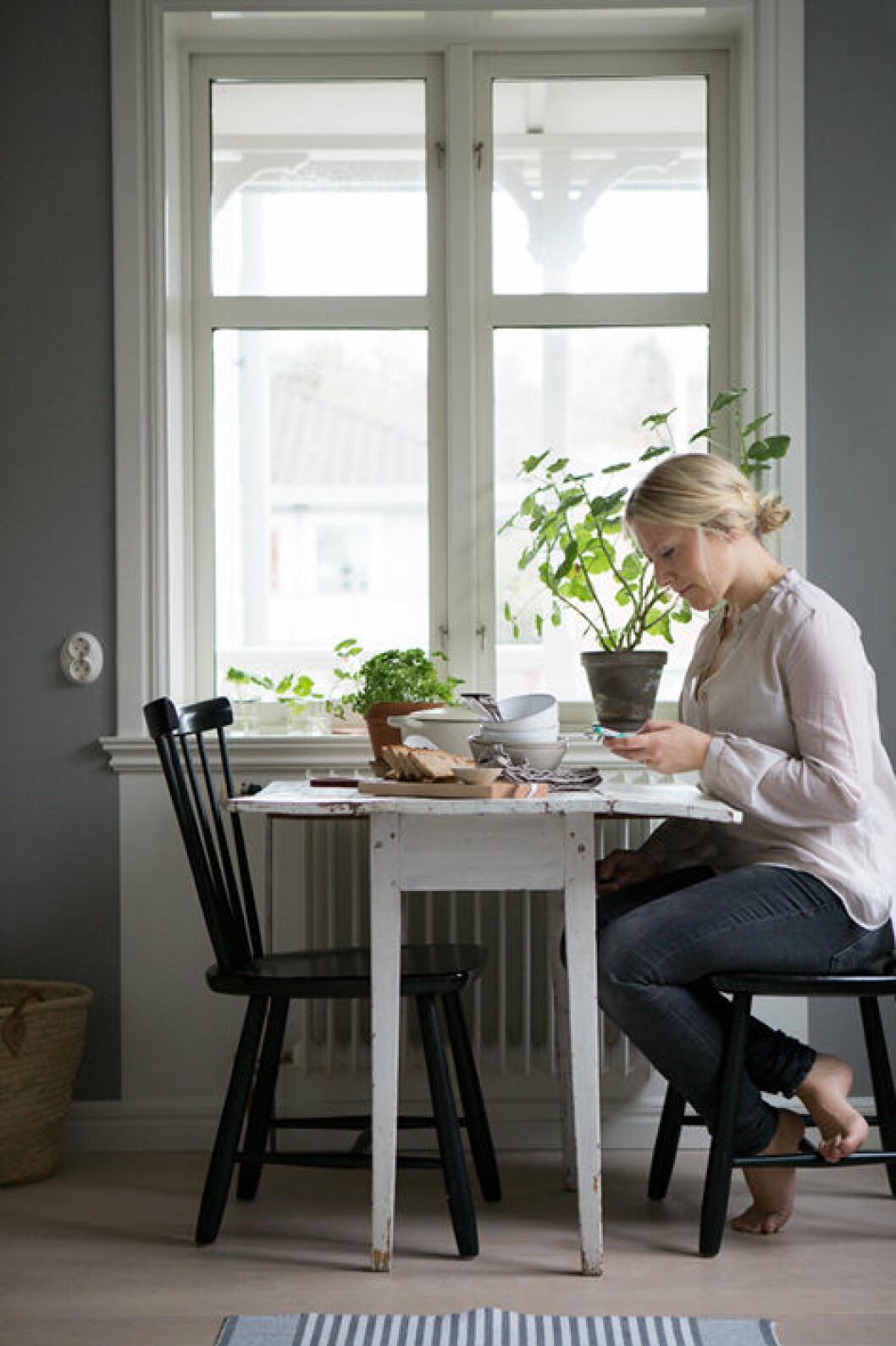 Femina möter Sonja som driver bloggen Dagmars kitchen.