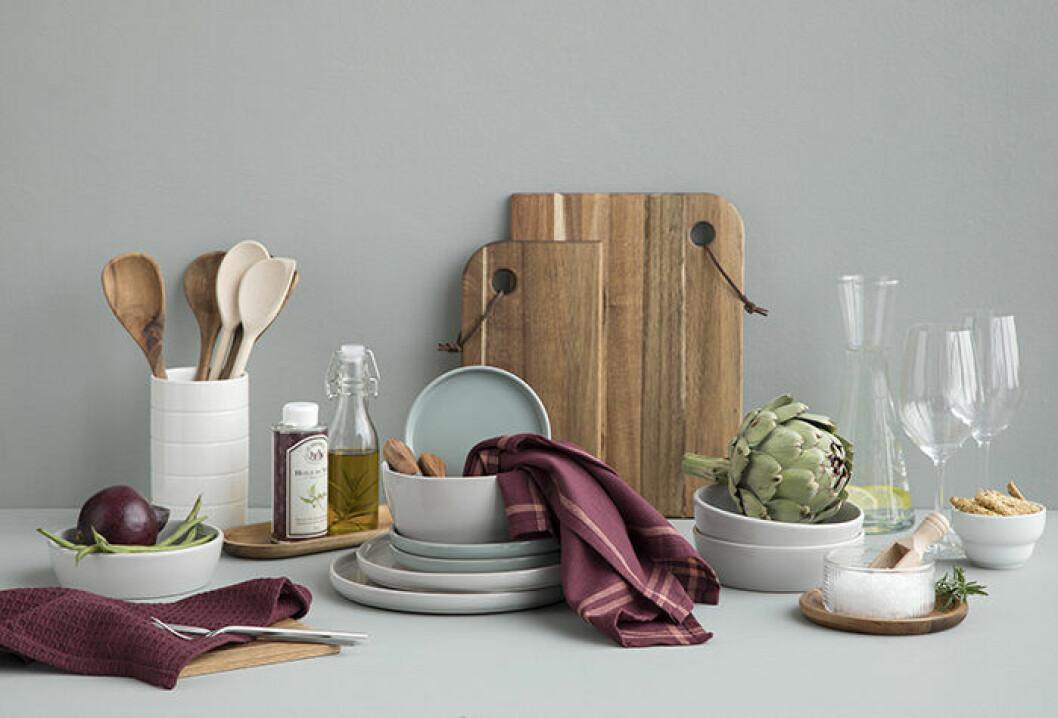 Detaljer till köket från Søstrene Grene