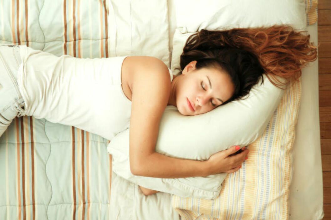 Sover du för lite kan det göra att du är hungrig ofta.