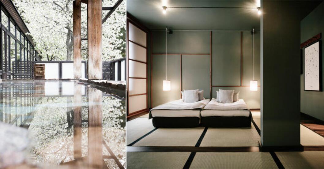 Spahotell i Stockholm: Yasuragi