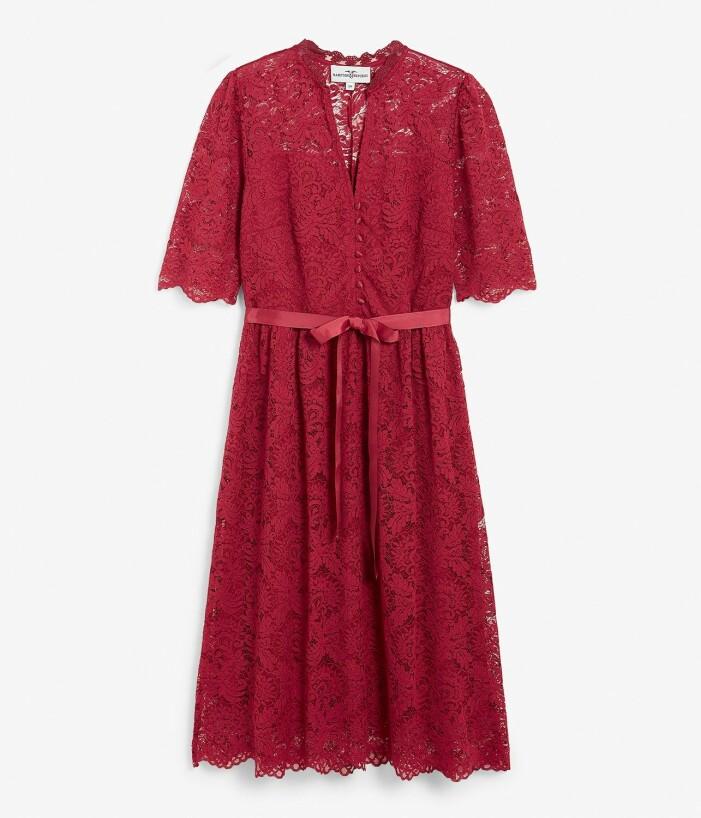 spetsklänning Kappahl