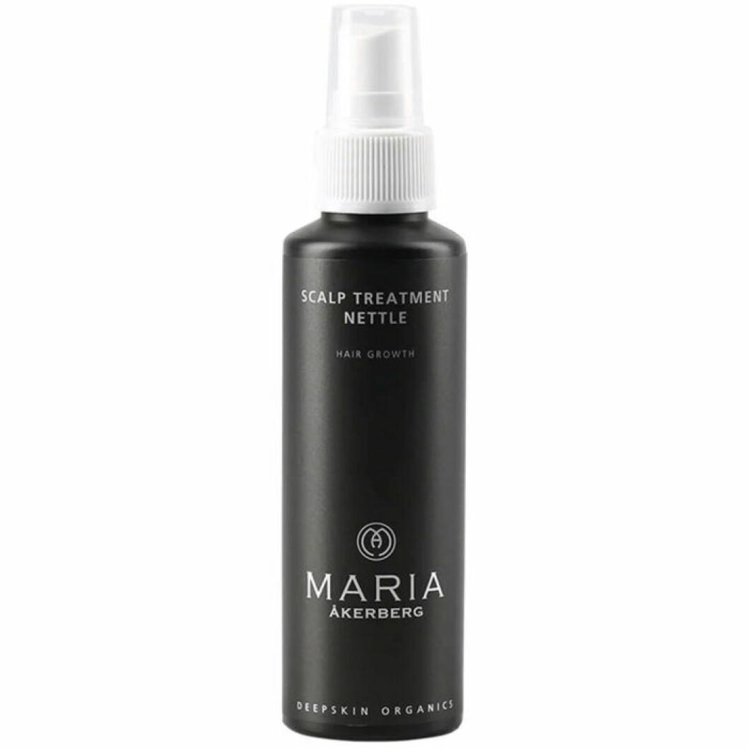 Nässelspray som lugnar hårbotten från Maria Åkerberg