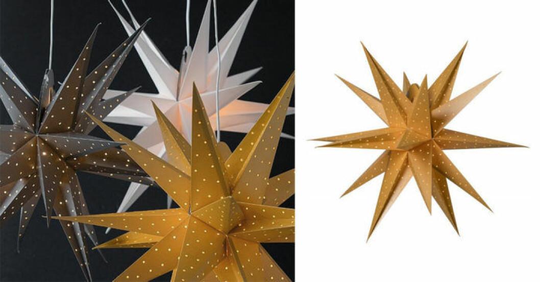 Julstjärna sputnik