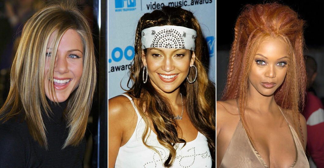 Jennifer Aniston, Jennifer Lopez, Tyra Banks