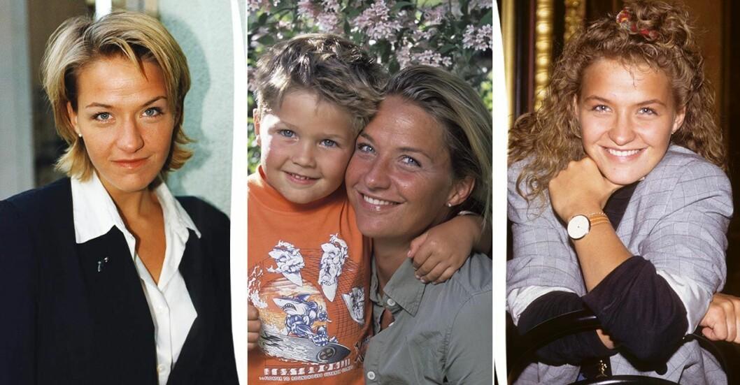 Kristin kaspersen genom åren