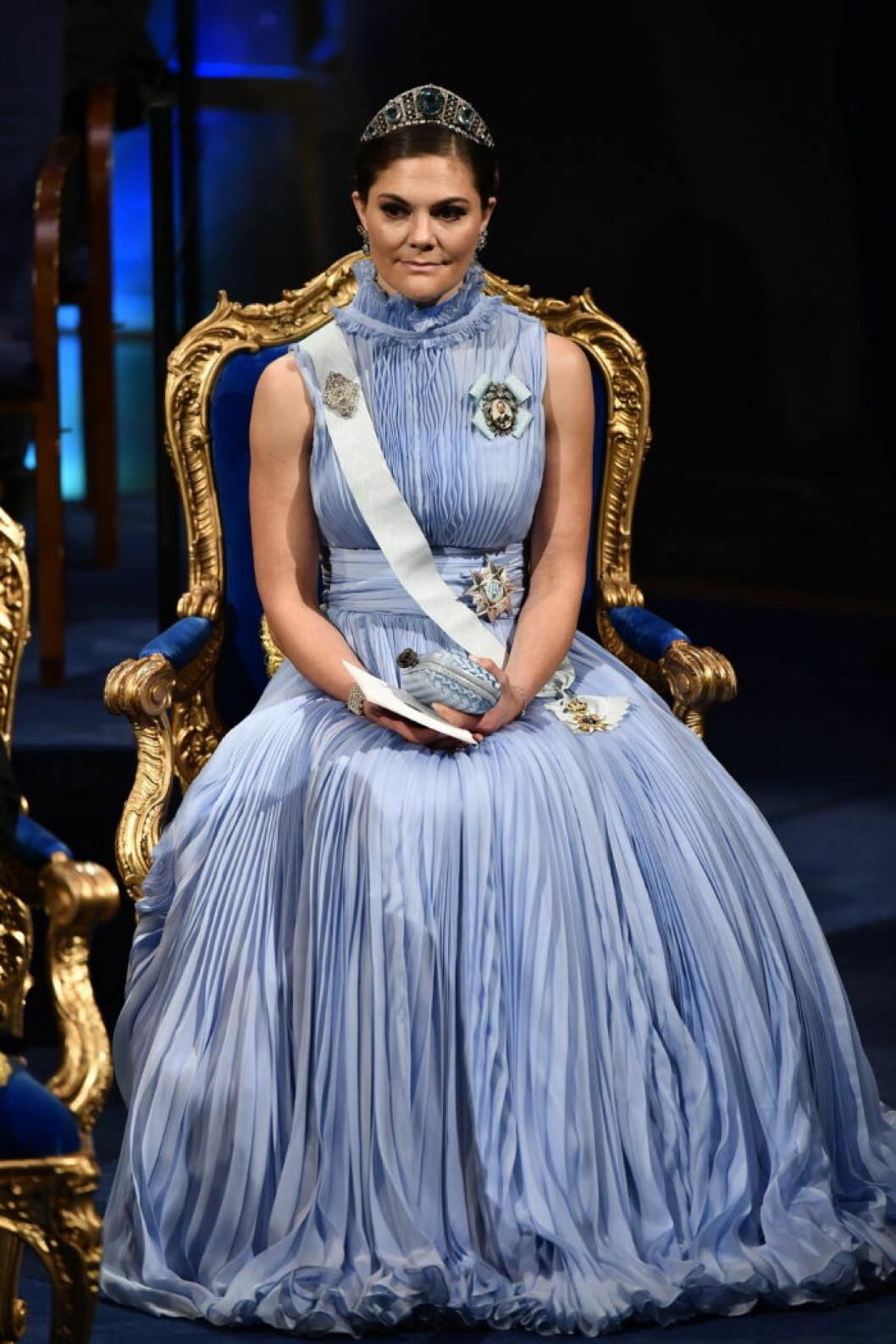 Victoria i Konserthuset på Nobel 2017