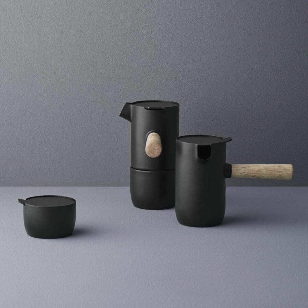 espressobryggare från Stelton