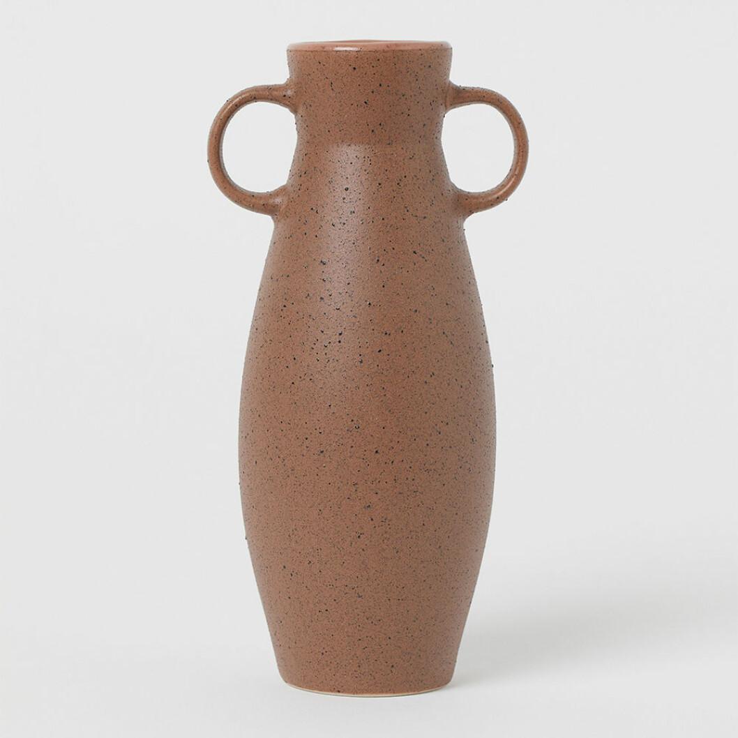 vas i stengods från H&M Home