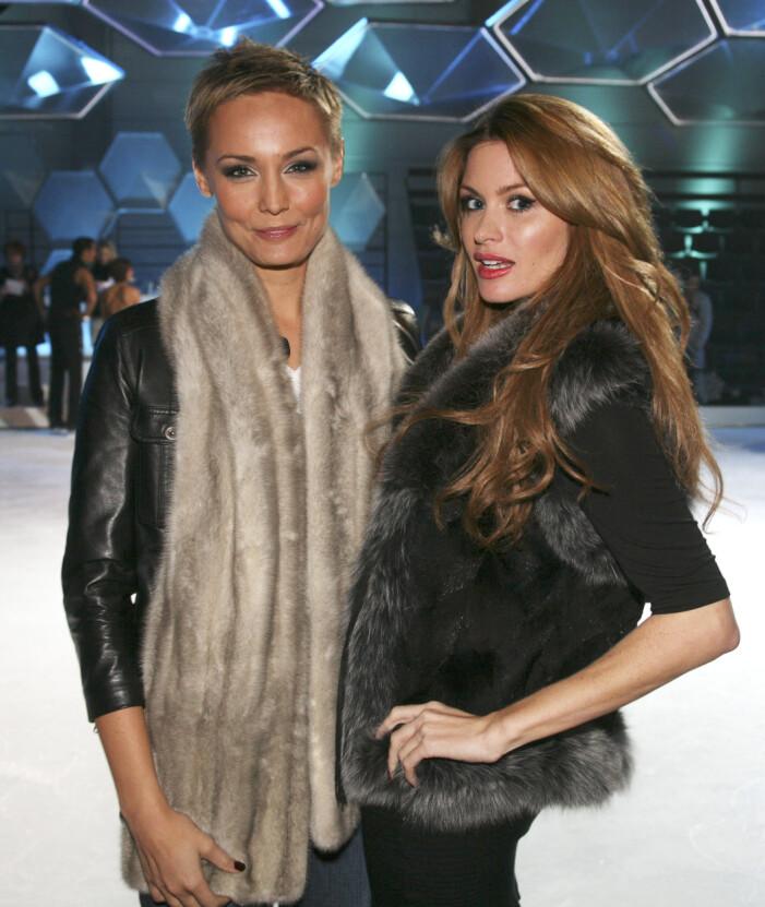 Carina Berg och Carolina Gynning 2008