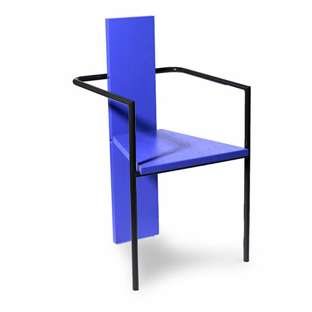 Concrete stol från Källemo