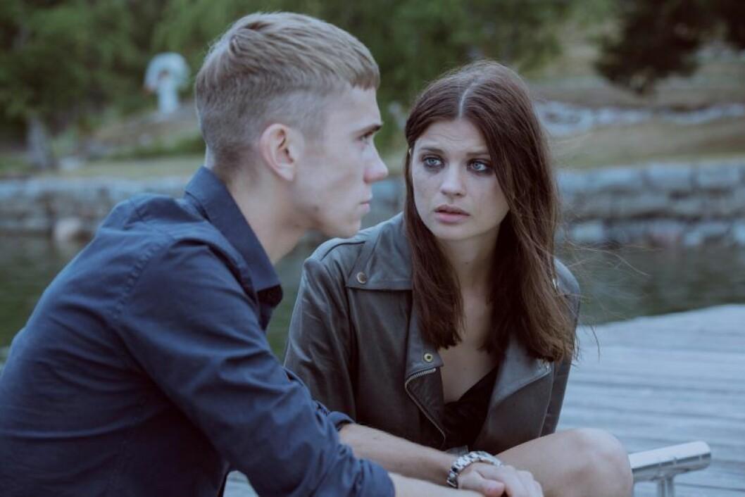 En bild från tv-serien Störst av allt, som visas på Netflix.