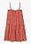 röd solklänning från Kappahl