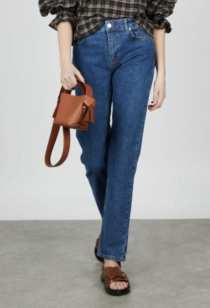 jeans från Ganni