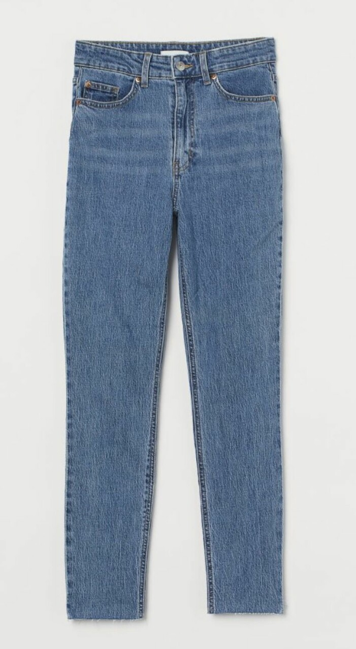 jeans från H&M