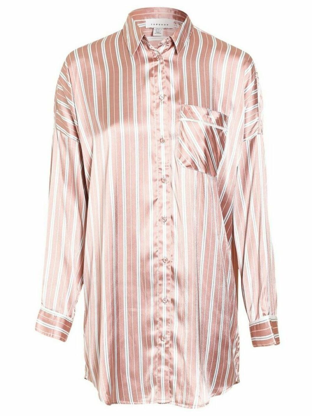 Sovskjorta rosa