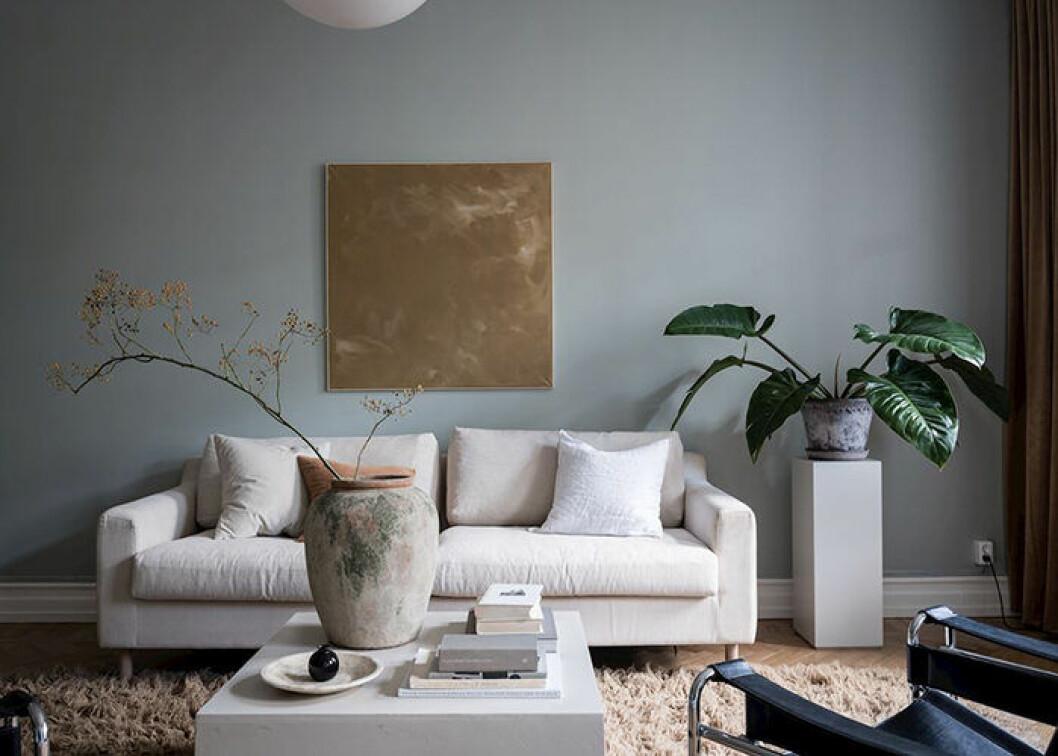 Fin skandinavisk homestyling inför försäljning av Greydeco