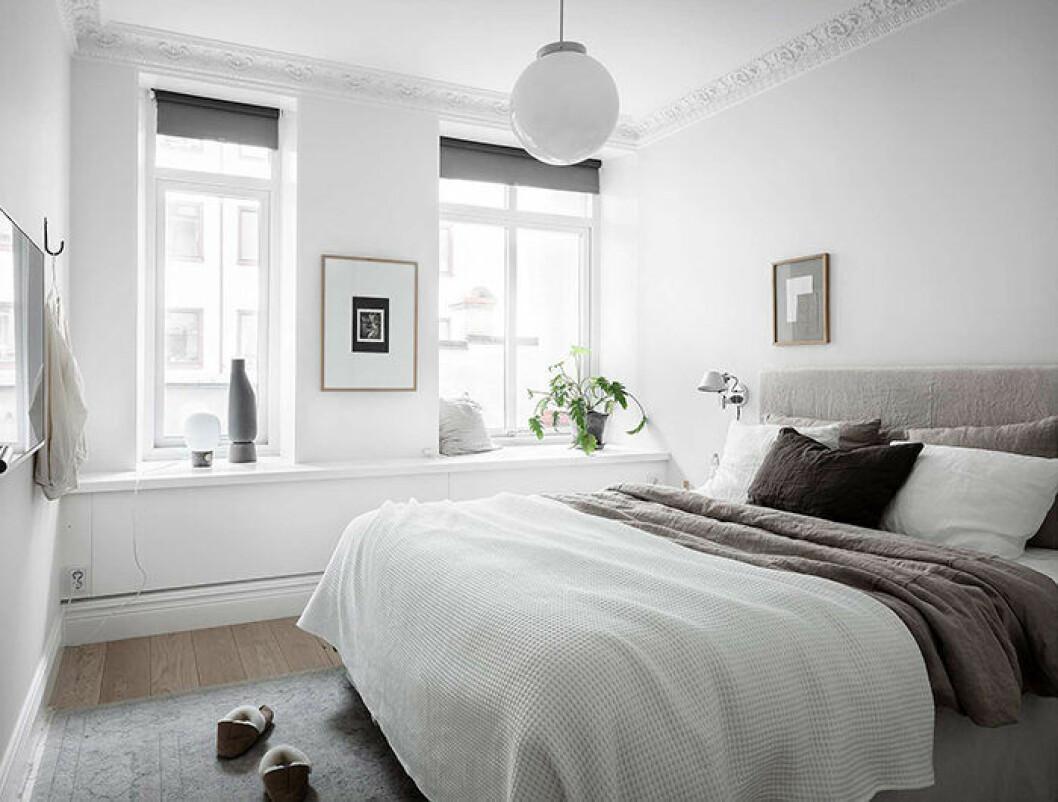 Styla sovrummet inför försäljning – enkelt och snyggt!