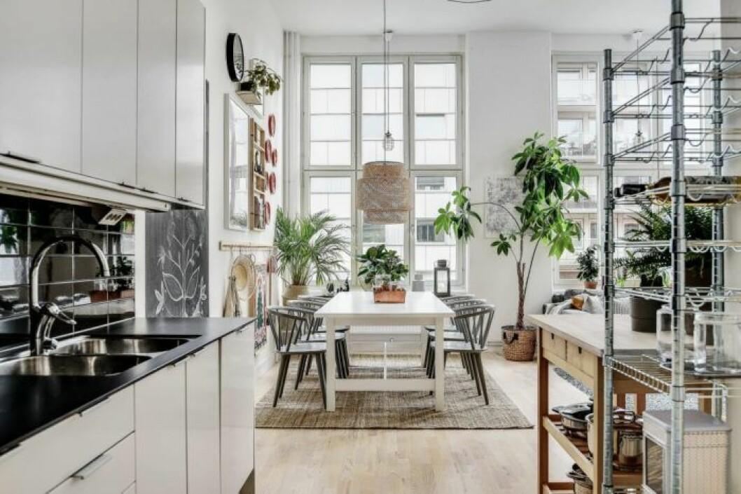 Katjas kök Bonusfamiljen - nu kan lägenheten bli din!