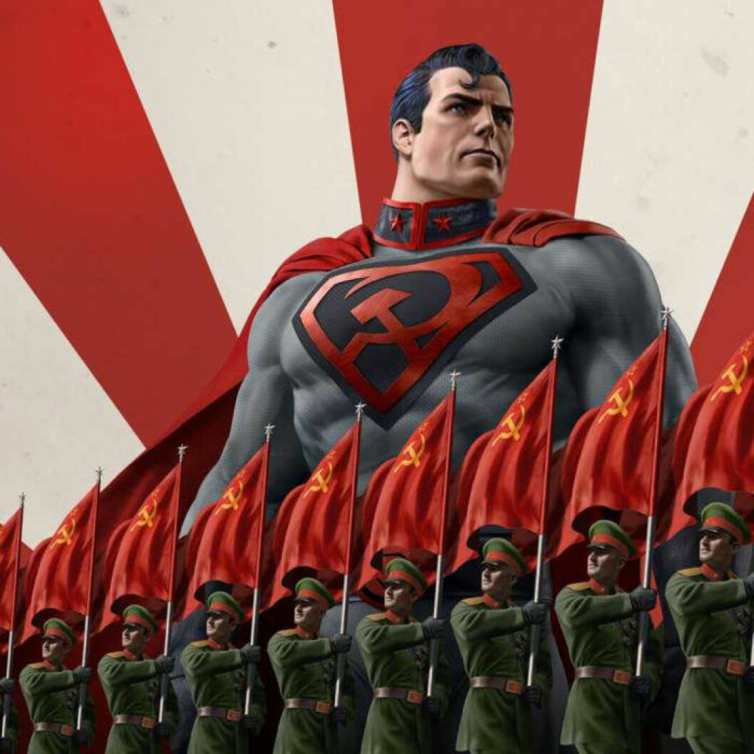 Superman - Red son streama online