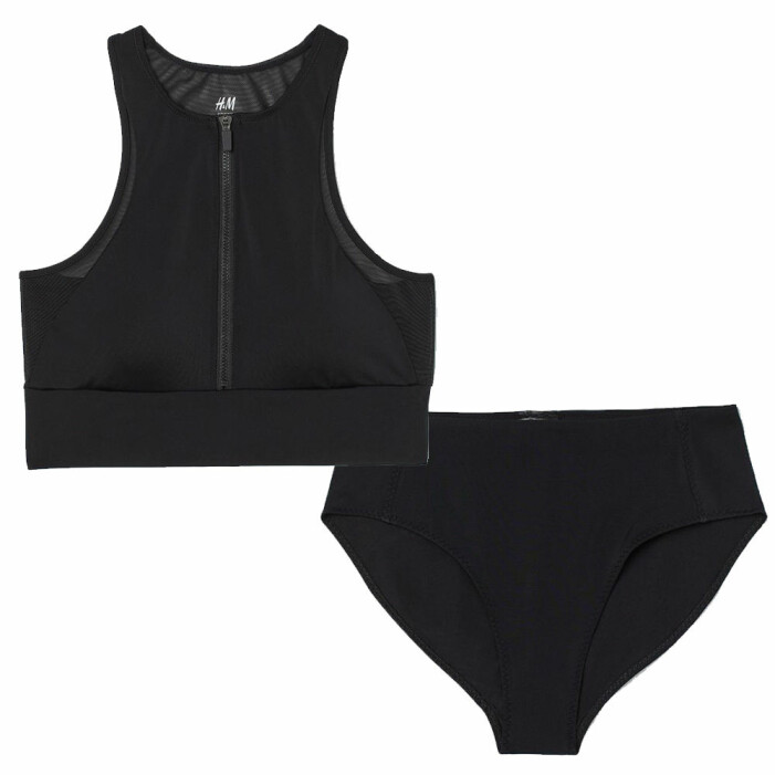 sportig bikini
