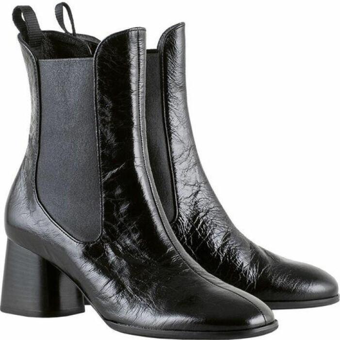 svarta boots