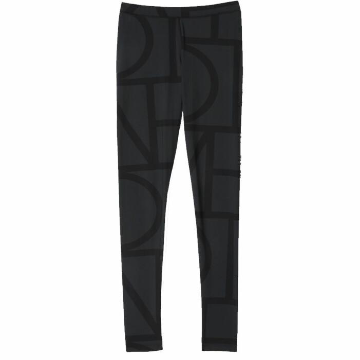 svarta leggings toteme