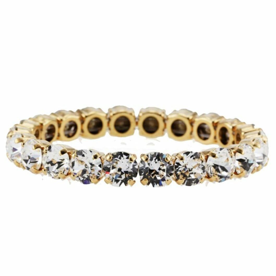 Caroline Svedbom armband med kristaller