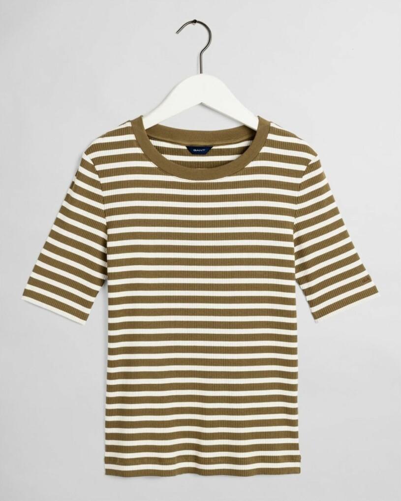 randig t-shirt Gant