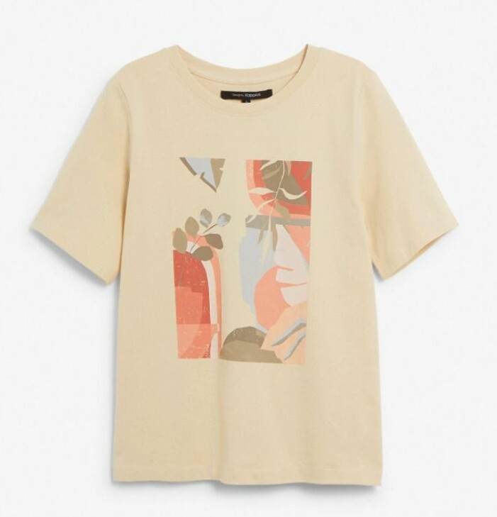 t-shirt kappahl