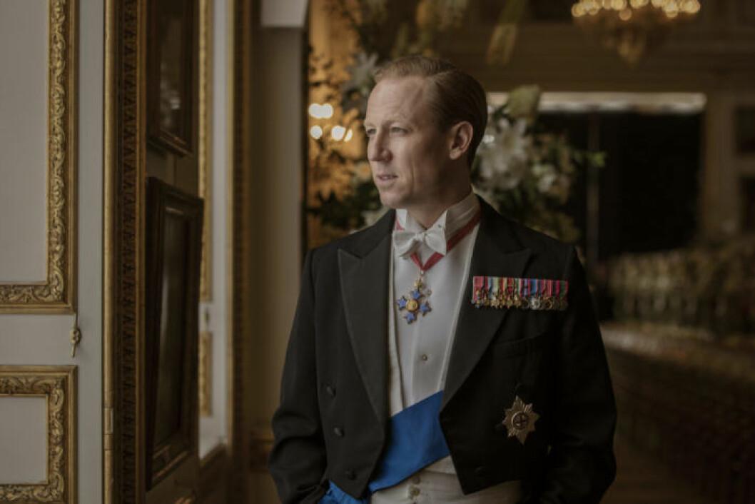 THE CROWN Tobias Menzies som prins Philip