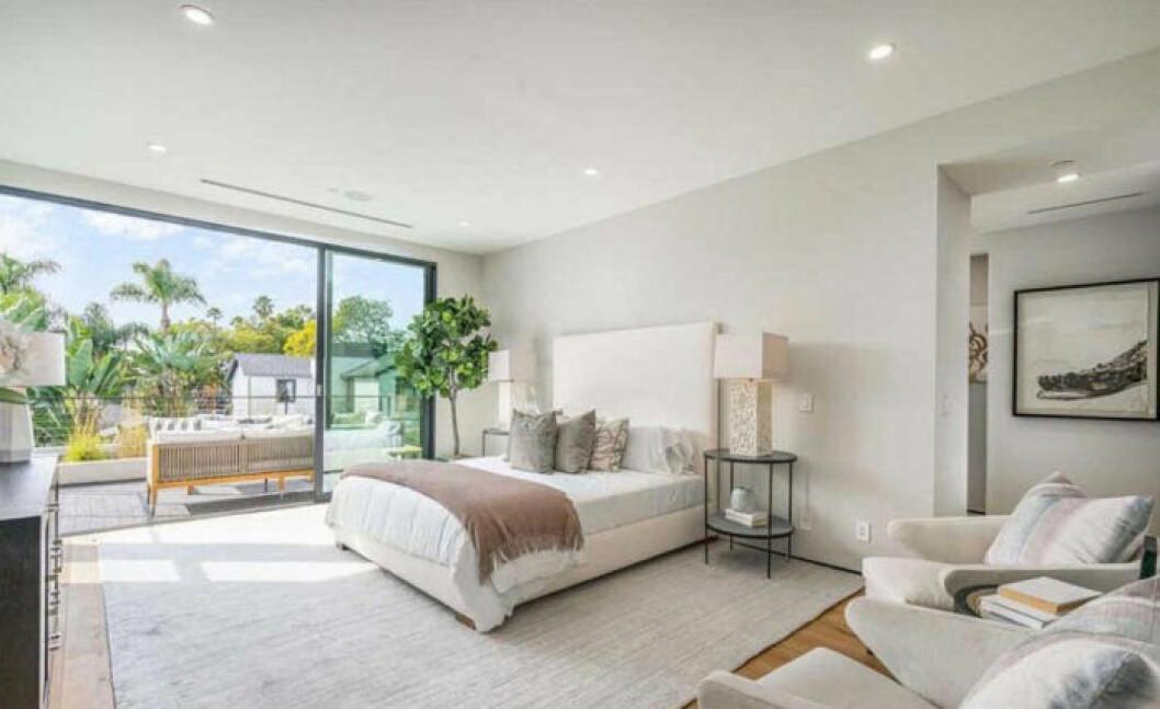 John Legend och Chrissy Teigens nya hus, sovrum