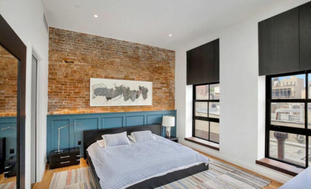Hemma hos John Legend i New York, sovrum