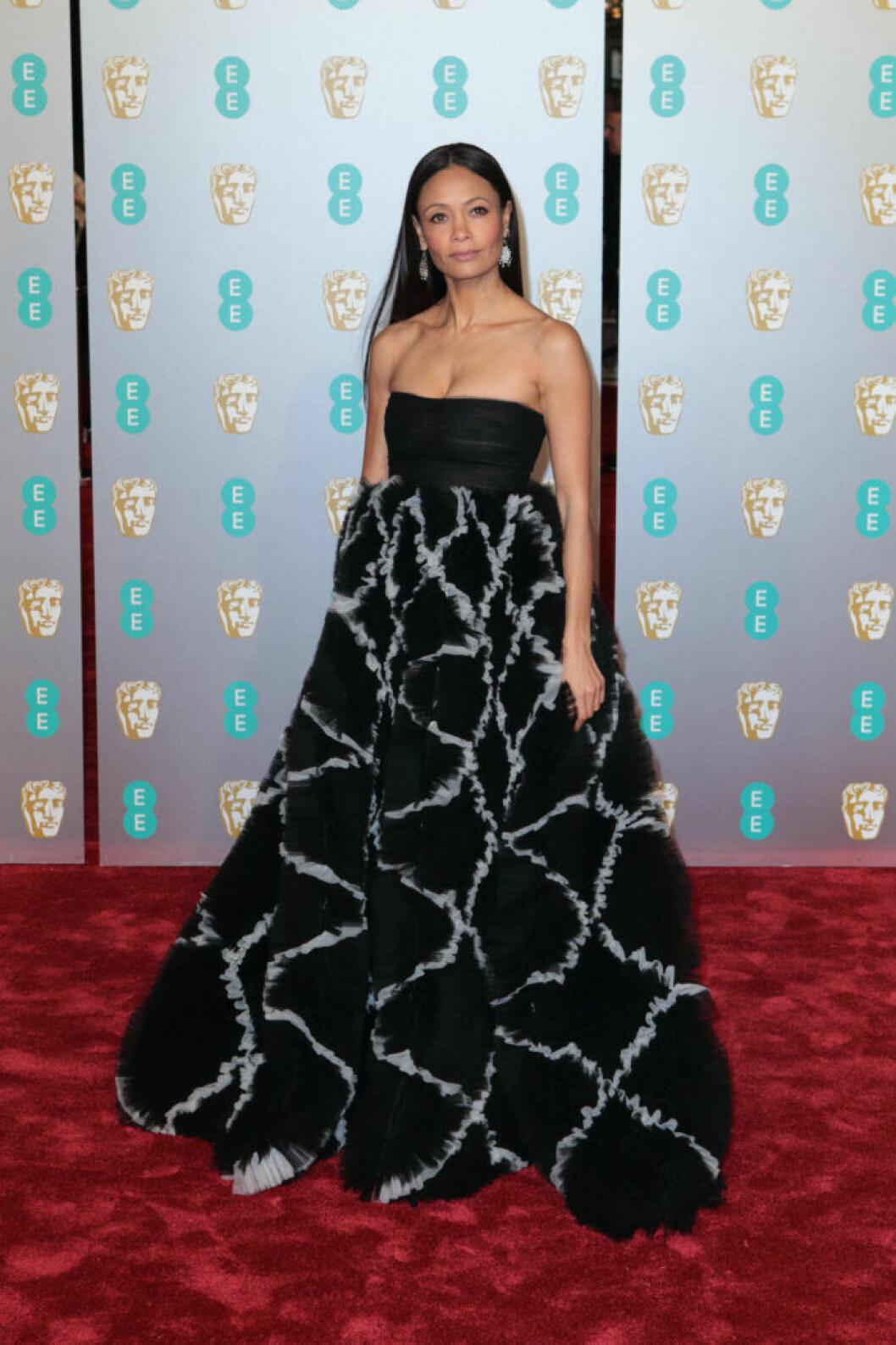 Thandie Newton på BAFTA 2019