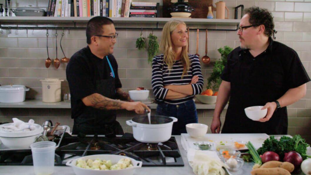 The Chef Show på Netflix I juni 2019